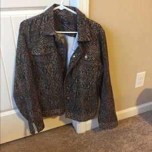 Chaps size large women's jacket